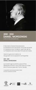 Invitación  exposición Daniel Mordzinski-2